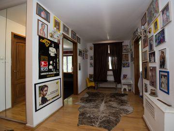 Ce tablouri au Reghe si Prodanca in vila familiei de la Snagov! FOTO