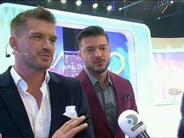 "Victor Slav, Jorge si Bogdan Vladau se tin de glume in platoul de la ""Bravo, ai stil!""- ""Ni s-a spus ca suntem Sfanta Treime, ne-am prins cine e Tatal, dar..."""
