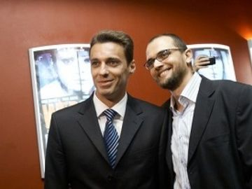 Mircea Badea si Oreste au invins Fiscul! Judecatorii au decis ca fostii prieteni nu vor mai plati datoria de 16.500 de euro