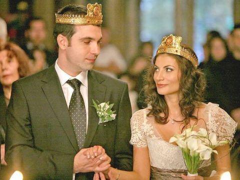 """S-au casatorit acum zece ani! Ioana Ginghina si Alexandru Papadopol au facut anuntul: """"Ne-am tinut de cuvant"""""""
