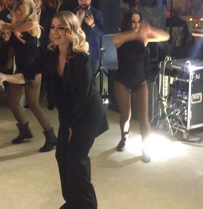 Lidia Buble a cantat la nunta Ilincai Vandici! Cine a stat in primele randuri sa o aplaude pe artista