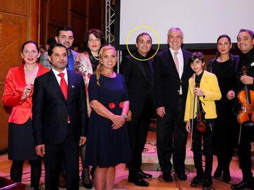 Calin Popescu Tariceanu s-a pozat cu violonistul lui Florin Salam! Costel Cocos apare in stenogramele din dosarul camatarilor