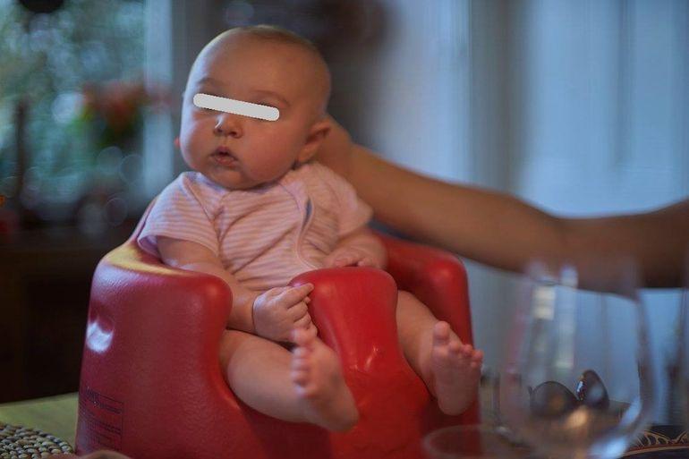 S-a nascut prima stranepoata a lui Radu Beligan! Fiica Anamariei a adus pe lume o minunatie de fetita! Vezi cat de frumoasa e micuta FOTO