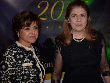 Cum s-au imbracat Cristiana Copos si Mihaela Geoana la un eveniment de covor rosu. Au uimit gratie...simplitatii. FOTO!