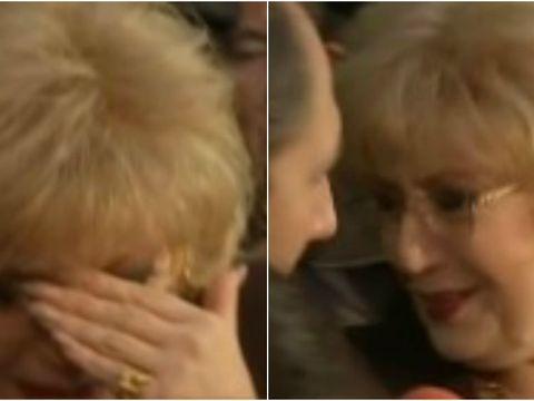 "Corina Chiriac, in lacrimi dupa ce a mers sa isi ia ramas bun de la Stela Popescu: ""Eu niciodata nu plang, dar acum..."""