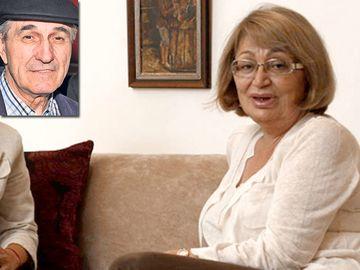 """Vaduva lui Gheorghe Dinica despre moartea Cristinei Stamate: """"Este un sfarsit de generatie! Am prins si eu un val de morti! A inceput cu Maria Tanase si a continuat cu Bulandra si Stefan Ciubotarasu!"""""""