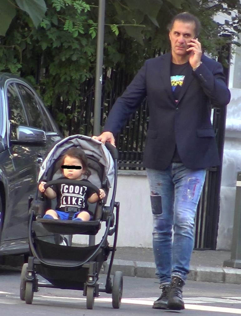 """Petrecere mare in familia Octaviei Geamanu si a lui Marian Ionescu! """"O sa ii taiem motul baietelului nostru""""! EXCLUSIV"""