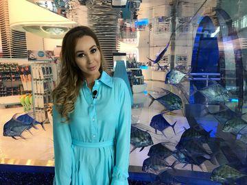 """Xonia, vacanta de vis in Dubai: """"Este impresionant!"""" FOTO EXCLUSIV"""
