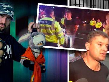 """Ele au fost vedetele care au semnat """"condica"""" la politie in 2017! Cristian Boureanu a socat cand a batut un politist, iar Cheloo a fost gasit cu substante interzise in casa! Vezi ce alte staruri s-au certat cu legea si cat de sifonate au iesit din scandal"""