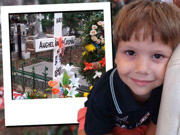 """Parintii lui Ionut Anghel, in fiecare zi la mormantul fiului! Angajatii cimitirului au povestit ce """"ritual"""" au cei doi FOTO!"""