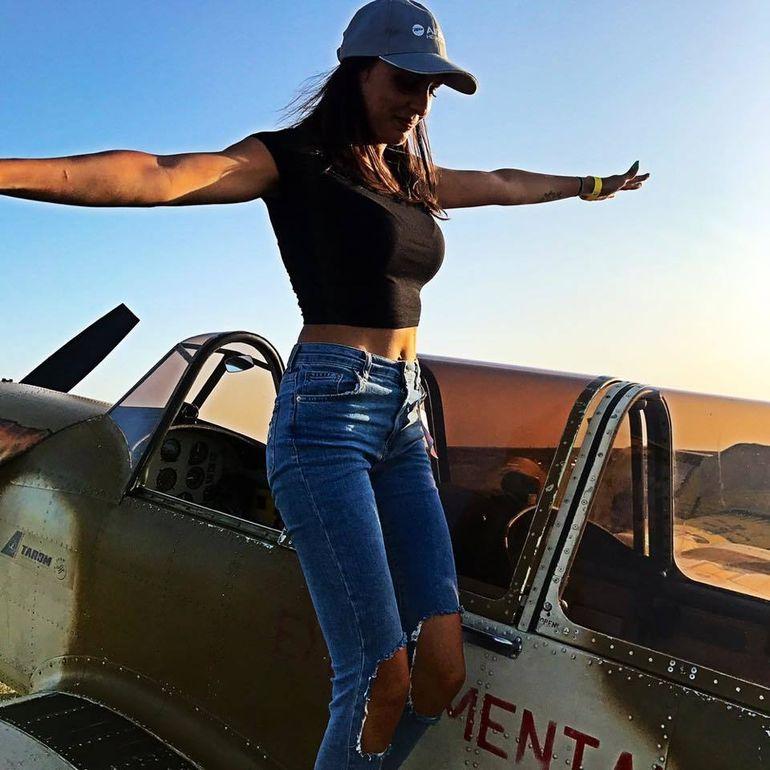 Drama nestiuta a horoscopistei Amalia! Tatal ei a murit intr-un cumplit accident aviatic