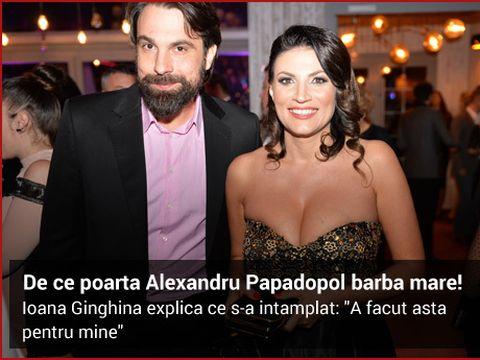 """De ce refuză Ioana Ginghină şi Alexandru Papadopol să cheltuiască bani pentru petrecerile de Revelion: """"Este o discuţie foarte..."""""""