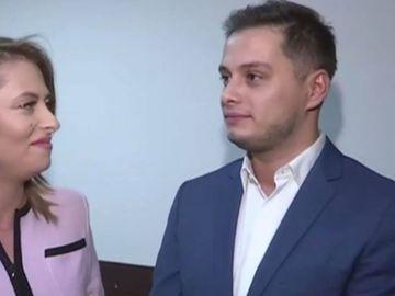"""Bianca Sarbu s-a casatorit, vineri, dupa o luna de relatie! I-a murit sotul in timp ce cantau impreuna pe scena, insa soarele a iesit din nou pe strada ei: """"Bogdan este rasplata mea"""""""