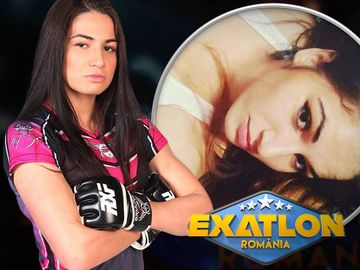 Diana Belbita, luptatoarea profesionista de la Exatlon, se transforma intr-o tanara sexy cand iese din …cusca! FOTO