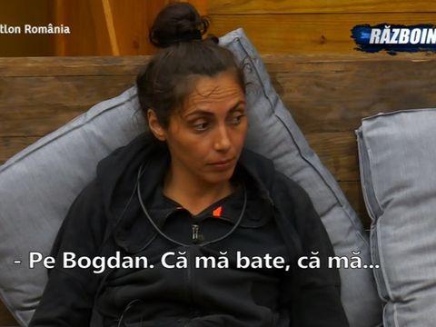 """Schimb dur de replici la """"Exatlon""""! Bogdan, scos din minţi de Anca: """"Dacă-ţi dau doi pumni şi leşini?"""""""