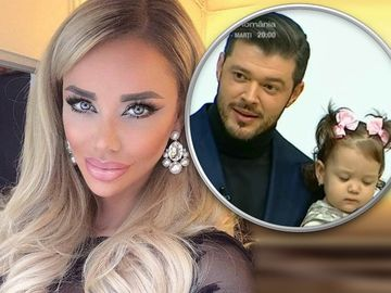 """Bianca Drăguşanu şi Victor Slav, pentru prima dată în formulă completă la TV! Cei doi au venit însoţiţi de fiica lor şi au făcut mărturisiri neaşteptate: """"Suntem foarte norocoşi..."""""""