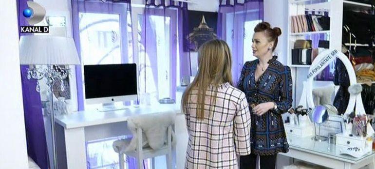 Casa de vedeta:  Astazi pasim in locuinta din Dorobanti a unei cunoscute creatoare de moda