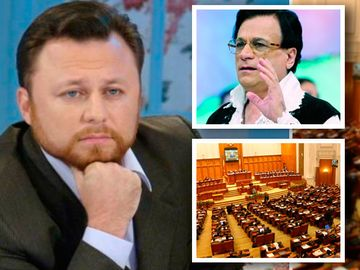 """Fiul lui Ion Dolanescu a fost ales ca deputat in Parlament. Ce urmeaza sa faca acolo in perioada urmatoare. """"La alegerile viitoare candidez la presedintie!"""""""