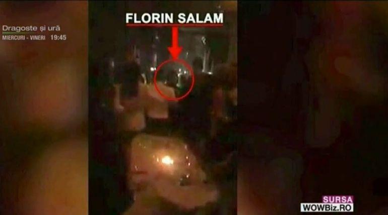 Prima cantare a lui Florin Salam in Romania, in 2018! Anuntase ca nu mai canta in tara, dar acum s-a razgandit! Imagini cu el dand dedicatii de sute de euro