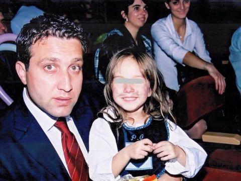 """Fiica milionarului Nae Nicolae a trimis un mesaj tatalui ei spulberat de tren: """"Te iubesc din inima, ingerul meu"""""""