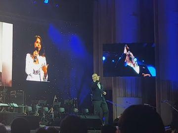 "Aurelian Temisan, ""duet"" emotionant cu Madalina Manole. Cum a fost posibil! | VIDEO"