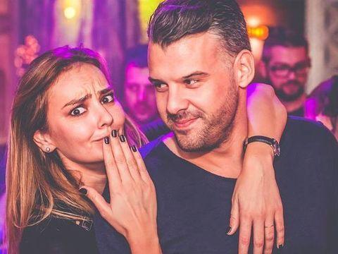 """Roxana Ionescu a vorbit despre nunta cu Tinu Vidaicu: """"De ce sa ma ascund?"""""""