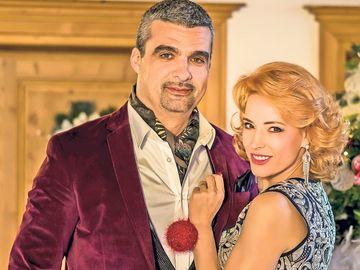 """Aurelian Temisan, adevarul despre accidentarea Monicai Davidescu: """"Sotia mea inca sufera dupa accidentul la picior suferit la 'Dansez pentru tine', acum cinci ani"""""""