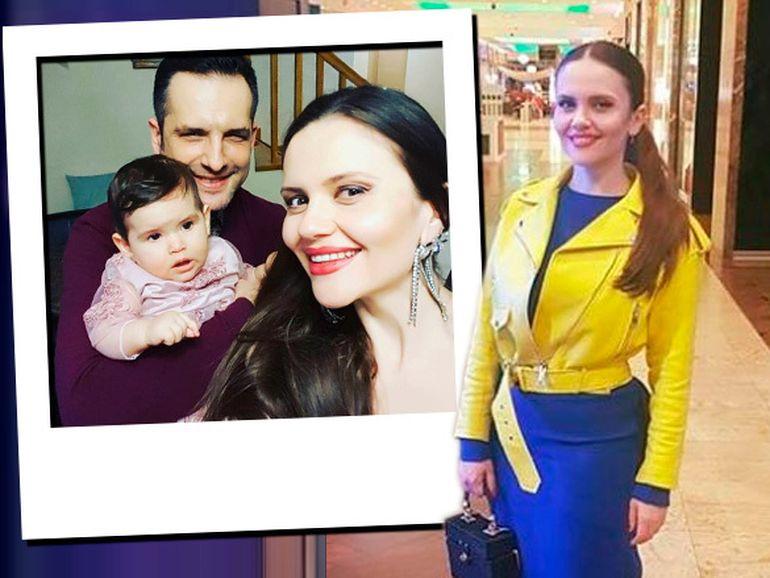 Cristina Siscanu se gandeste deja la al doilea copil.
