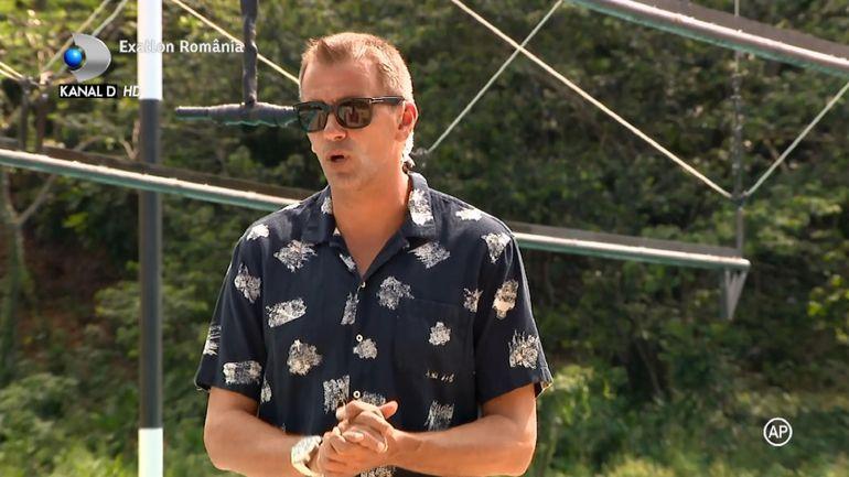 Exatlon 4 aprilie. Cosmin Cernat a facut anuntul! Oltin Hurezeanu a parasit competitia Exatlon Romania