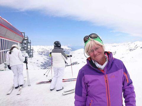 """Ce a facut Monica Tatoiu cand si-a revenit dupa accidentul de la schi din Elvetia. """"Mare adevar ca mersul pe bicicleta, schiul si sexul nu se uita"""""""