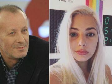 """Katarina, fiica vitrega a lui Andrei Gheorghe, declaratii sfasietoare dupa moartea prezentatorului! Cand a aflat ca a murit era in tabara: """"Am cazut pe jos, a fost chiar foarte urat si un soc oribil"""""""