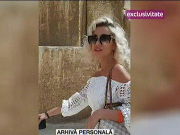 """Raluca de la Bambi, vacanta cu iubitul in Egipt! """"Panorama e extraordinara, dar e mare jeg"""" - Blondina a facut un atac de panica"""