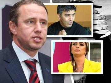 """Sotul Anamariei Prodan a avut un restaurant la Targoviste care a dat faliment! Partenerul de afaceri al lui Laurentiu Reghecampf a plecat din tara: """"Prostu' de mine, mi-am inchipuit ca se poate face avere la Targoviste"""""""