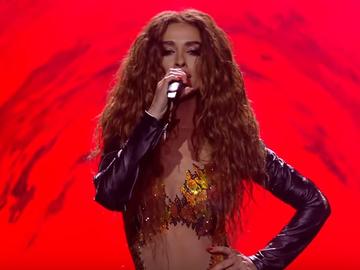 Eurovision 2018: Eleni Foureira – Beyonce de Cipru – una dintre cele mai sexy concurente