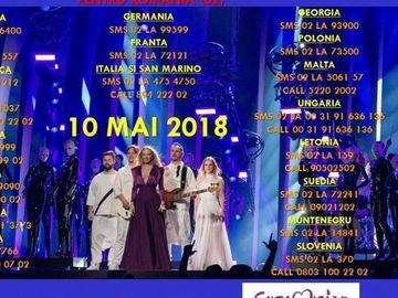 Eurovision 2018 Romania: vot Romania Eurovision 2018?