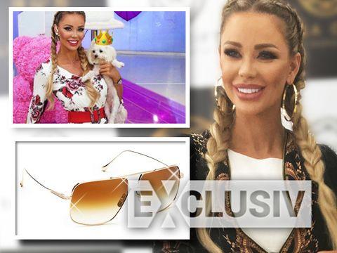 Bianca Dragusanu poarta ochelari cu rame de aur! Cat costa ochelarii si cum arata accesoriul pentru care vedeta are o adevarata slabiciune? VIDEO EXCLUSIV!