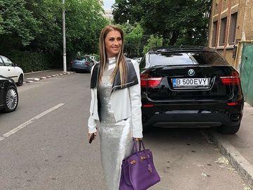 Iulia Albu comenteaza tinuta purtata de Anamaria Prodan! Ce a zis despre rochia cu paiete a impresarei