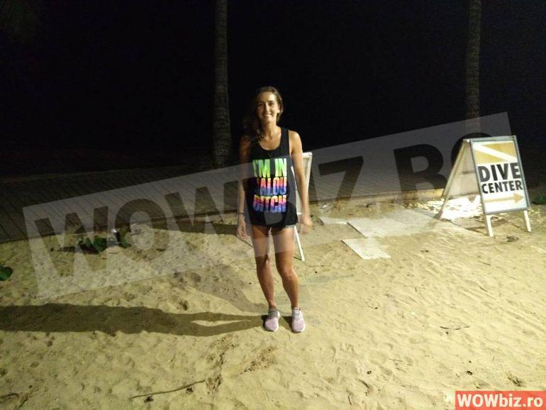 Roxana de la Exatlon, prima iesire in oras, dupa 4 luni in jungla! Am scos-o la plimbare pe razboinica. Corespondenta speciala pentru WOWbiz.ro din Republica Dominicana | EXCLUSIV