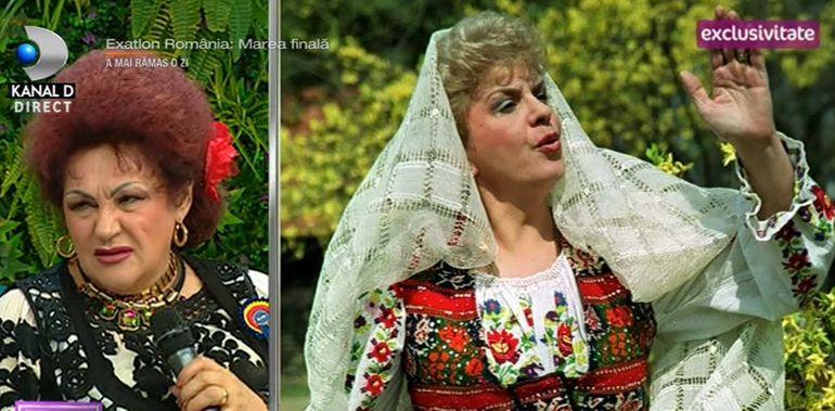 Elena Merisoreanu are mereu premonitii si viseaza morti!