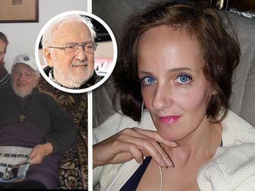 Socant, de ce refuza marele actor Constantin Codrescu sa isi primeasca fiica adoptiva in casa!!! Discutia dintre cei doi este una incredibila