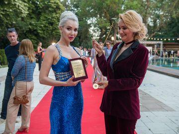 Ioana Lee, premiată pentru proiectele sale de promovare a României, în SUA