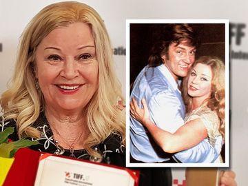 Fosta sotie a lui Florin Piersic arata senzational la 75 de ani! Anna Szeles s-a imbracat in roz si a fost cea mai eleganta la un festival de film de la Cluj-Napoca!