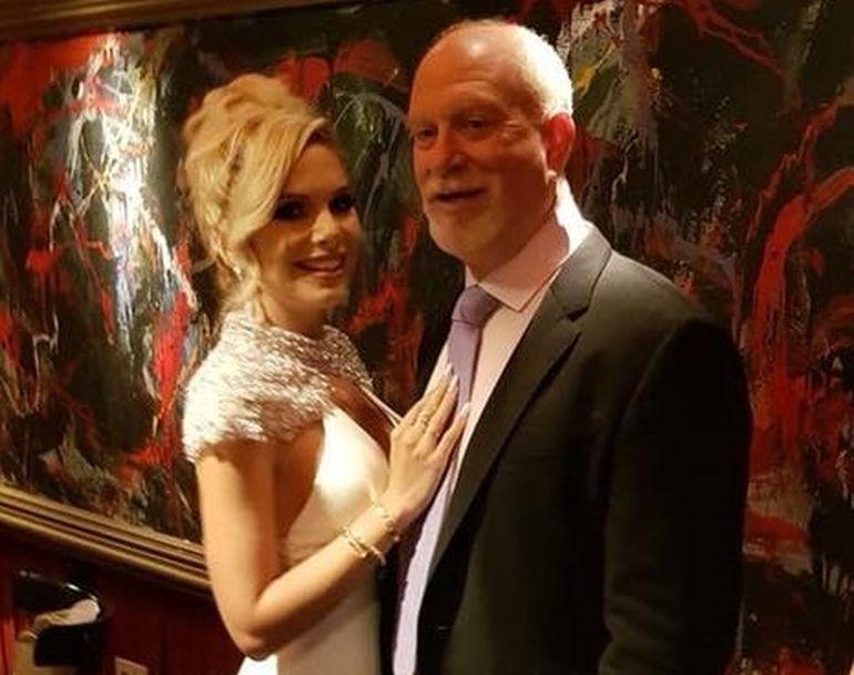 Primele imagini cu romanca Iasmina, cea care a pus mana pe Statuia Libertatii, in rochie de mireasa! E oficial, s-a maritat! | EXCLUSIV