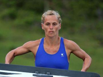 "Mariana de la Exatlon e celebra, are mii de fani si alearga sute de kilometri la maratoane, dar s-a intors la munca de jos. Lucreaza ca menajera. ""Am clienti respectuosi"" EXCLUSIV!"