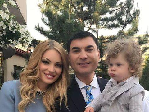 Valentina Pelinel, topita dupa Milan, baietelul ei. Ce raspuns i-a dat copilului cand a intrebat-o unde este tatal lui, Cristi Borcea?