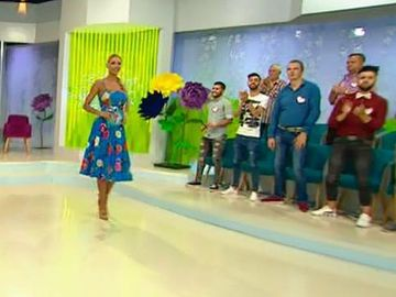 "Bianca Dragusanu: ""Iubirea inseamna curaj"""