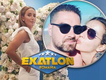 "Roxana Moise, in vacanta promisa de sot inca de cand se afla la Exatlon ""Vom avea o a doua luna de miere"" FOTO"