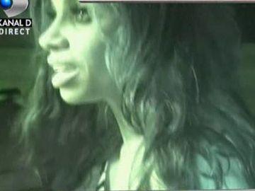 Laurette a urlat de spaima in toiul noptii! Ce-a vazut mulatra in mijlocul drumului, in drum spre Busteni?