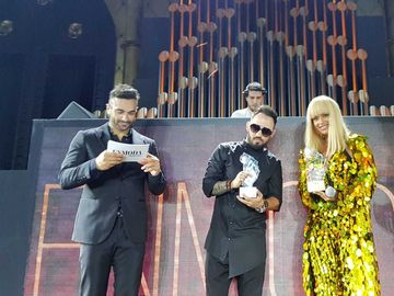 Faimoasa de la Exatlon, Anda Adam, premiu muzical in Cipru