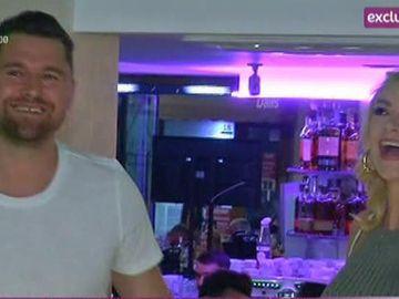 Petrecere-surpriza pentru iubitul Denisei de la Bambi! Mircea a fost atat de emotionat, incat a inceput sa planga!